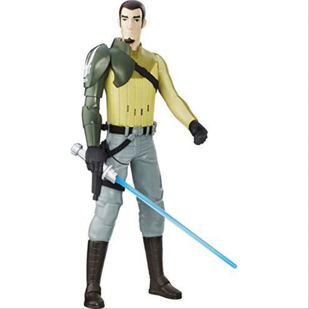 Star Wars: Rebels - Kanan Jarrus with Lightsaber (B7285) - Maqio
