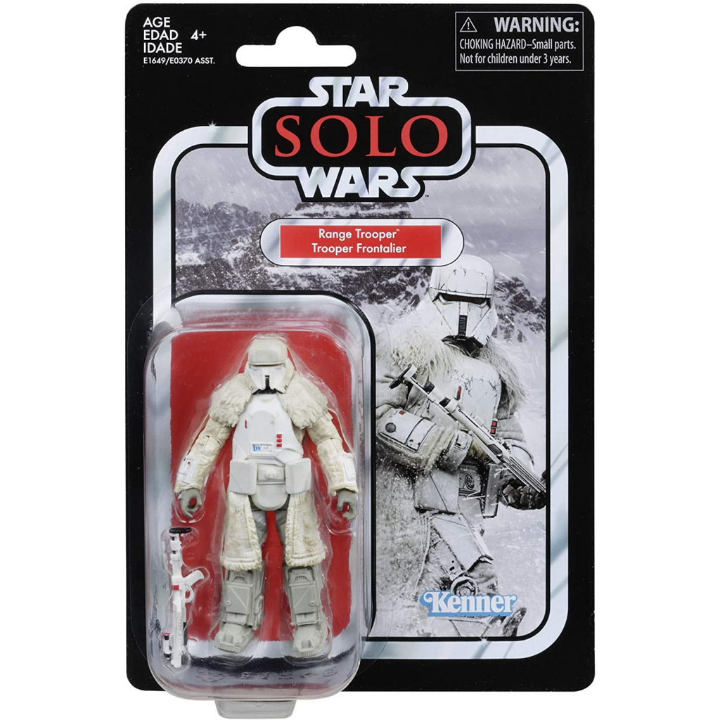 Star Wars The Vintage Collection Range Trooper Action Figure - Maqio