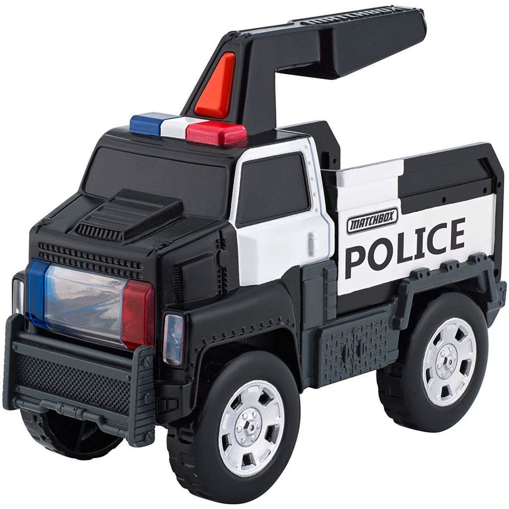 Matchbox Flashlight Police Truck - Maqio