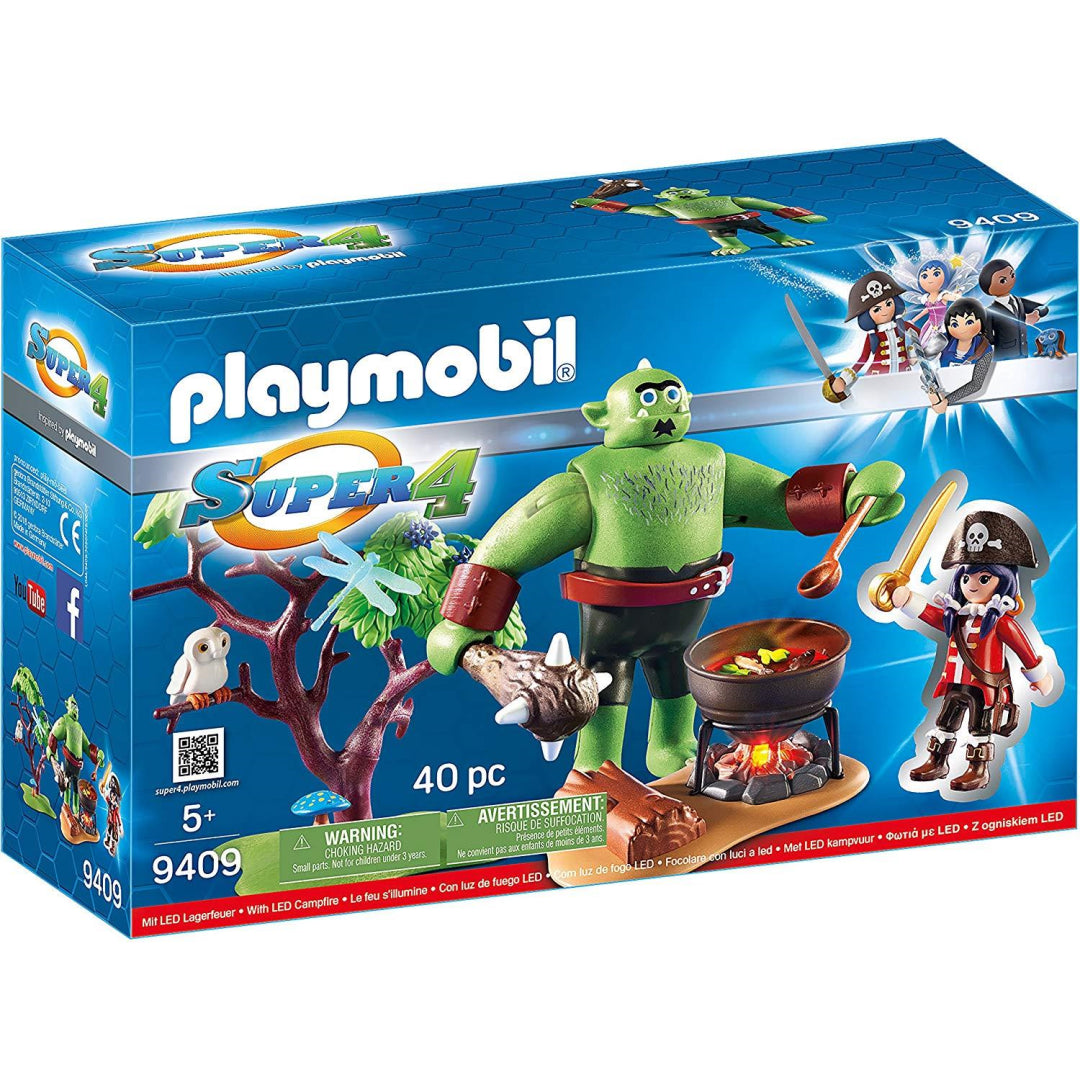 Playmobil 9409 Ruby with Troll Toy Set