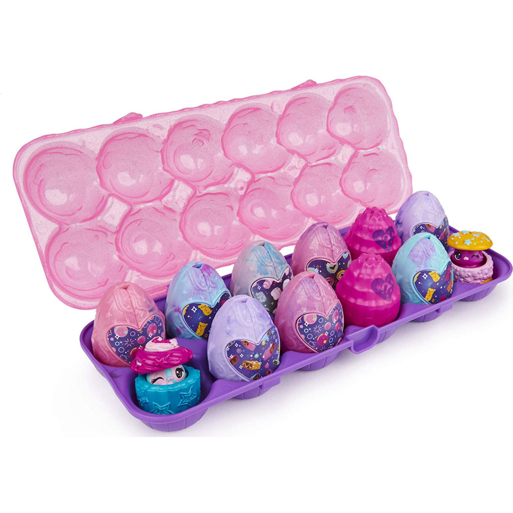 Hatchimals CollEGGtibles Cosmic Candy Limited Edition Secret Snacks Egg Carton - Maqio