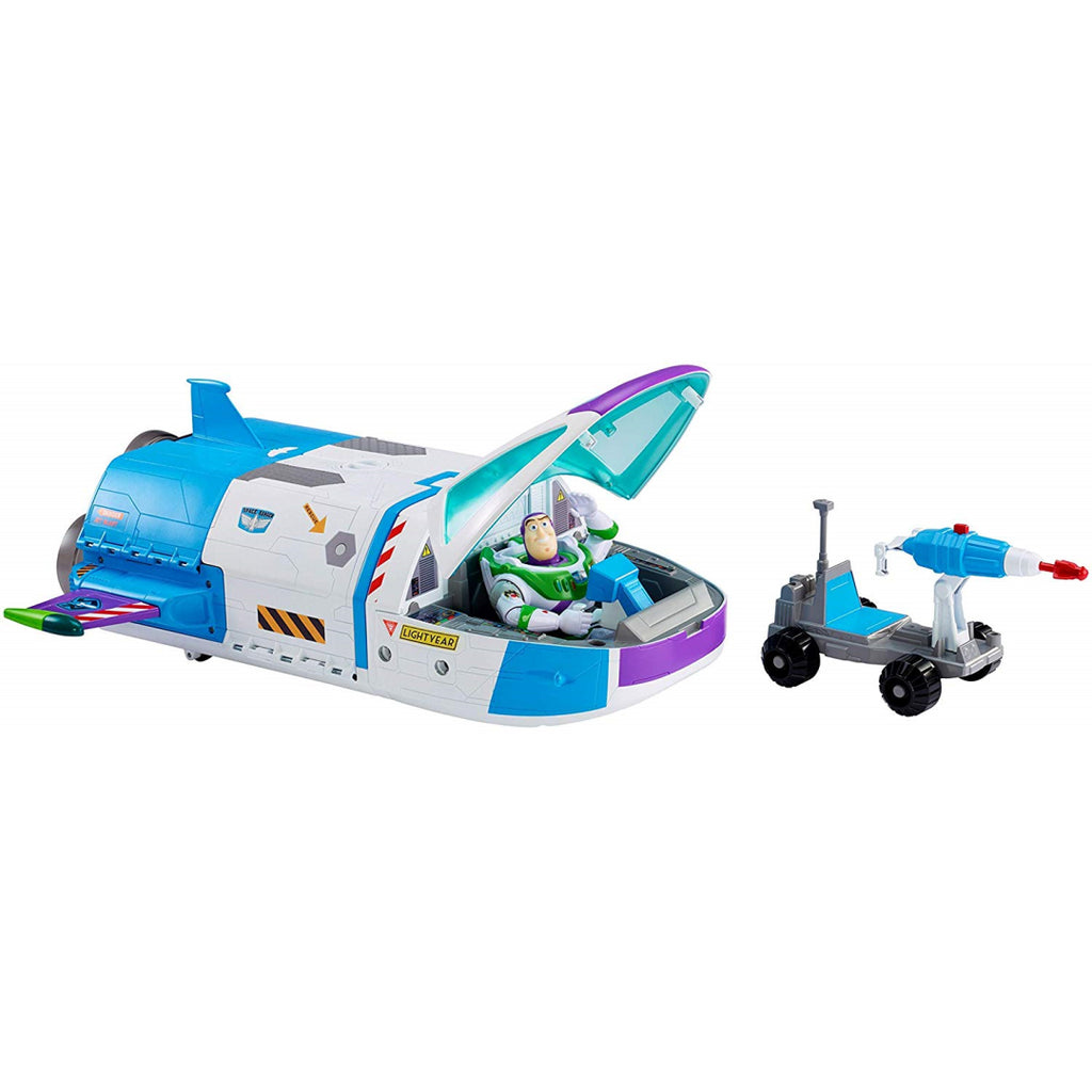 Buzz Lightyear's Star Command Spaceship Disney Pixar Toy Story - Maqio