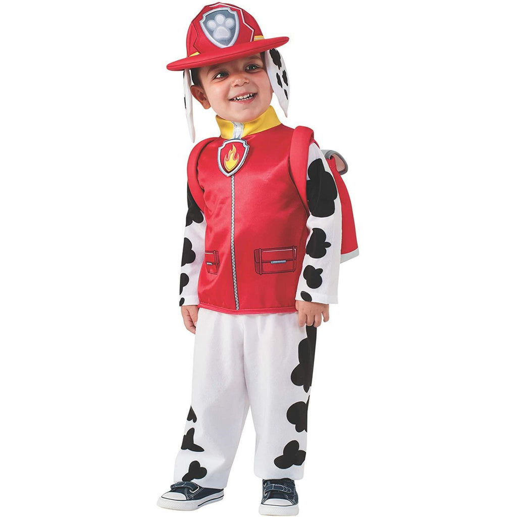 Rubie's 700514 Paw Patrol Marshall Child Costume (Height 116cm, Age 5-6) - Maqio