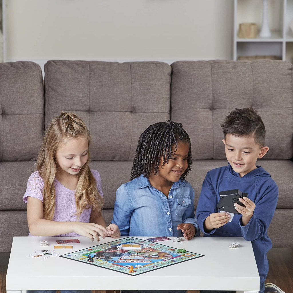 Monopoly Junior Electronic Banking - Maqio