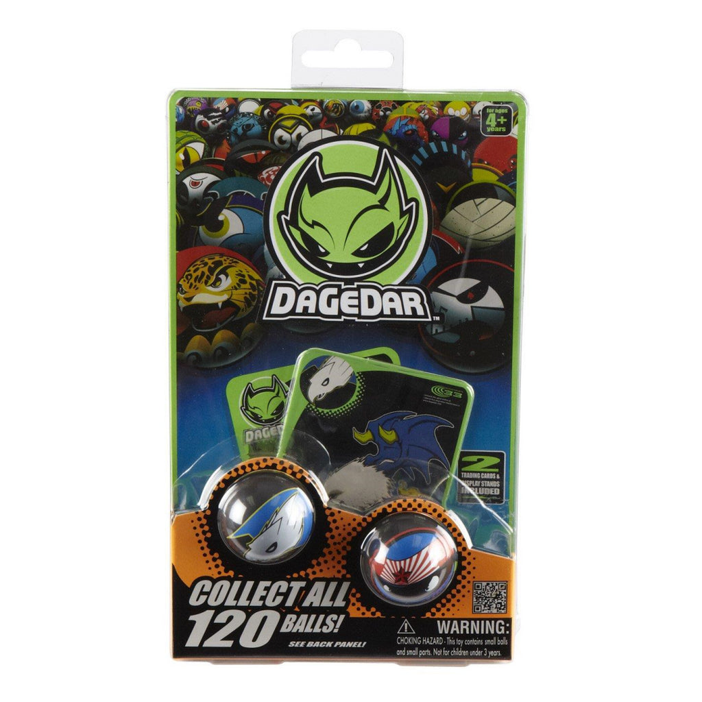 Dagedar 2 Supercharged Ball Bearings - Maqio
