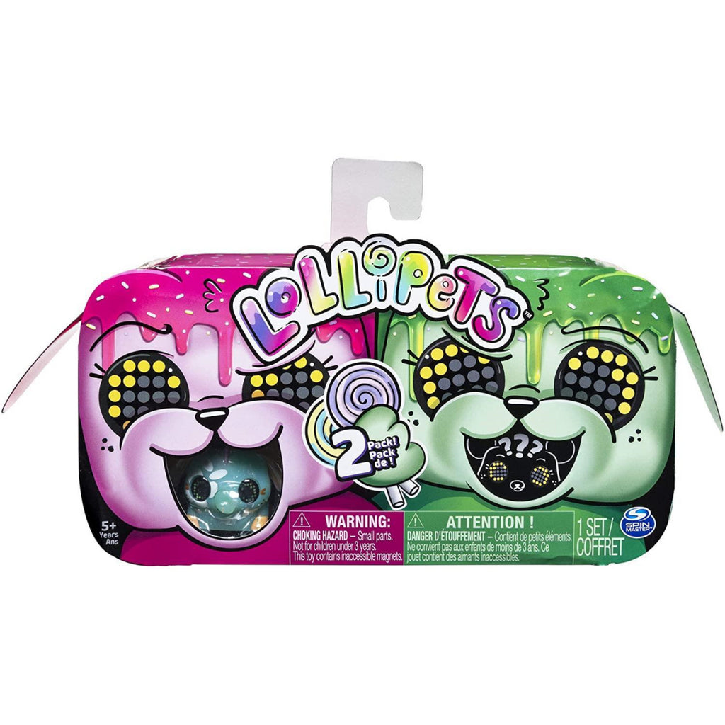 Zoomer 6045467 Lollipets 2 Pack - Mixed / Random - Maqio