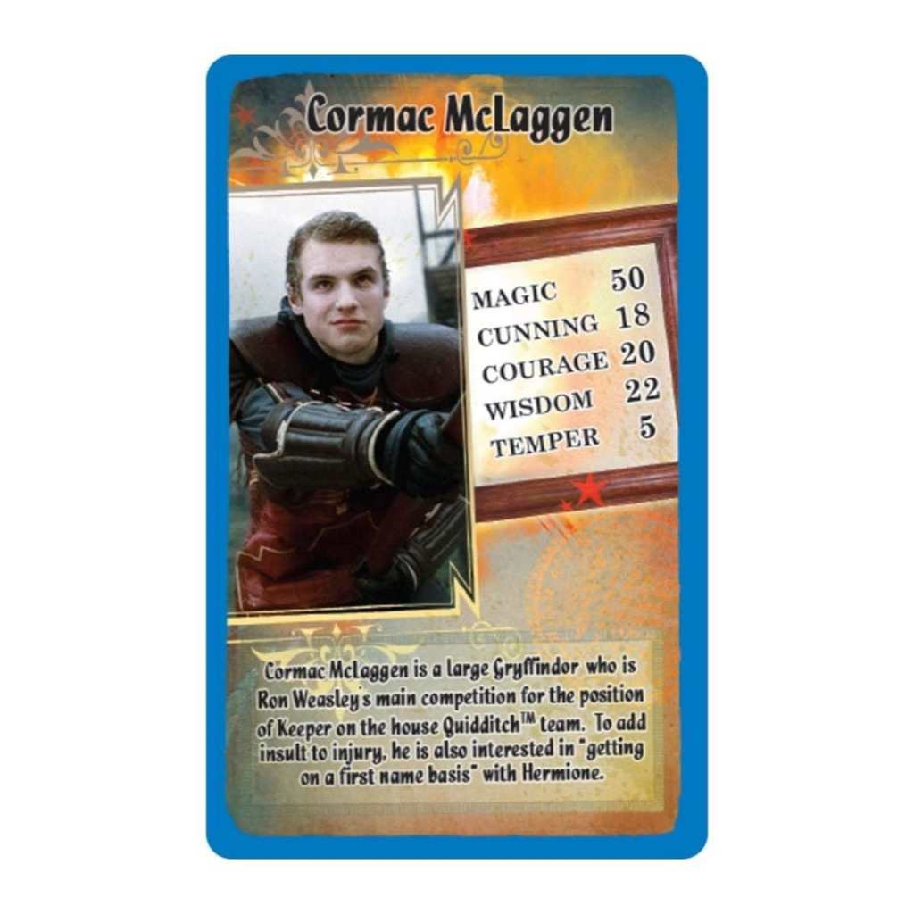 Top Trumps Harry Potter and the Half-Blood Prince Card Game - Maqio