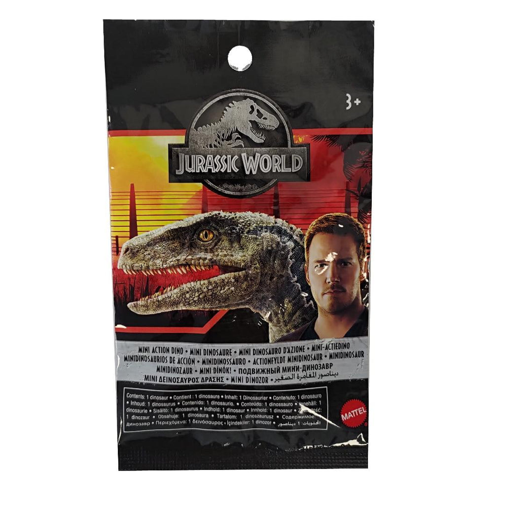 Jurassic World Mini Action Dino Blind Bags FML69 - Maqio