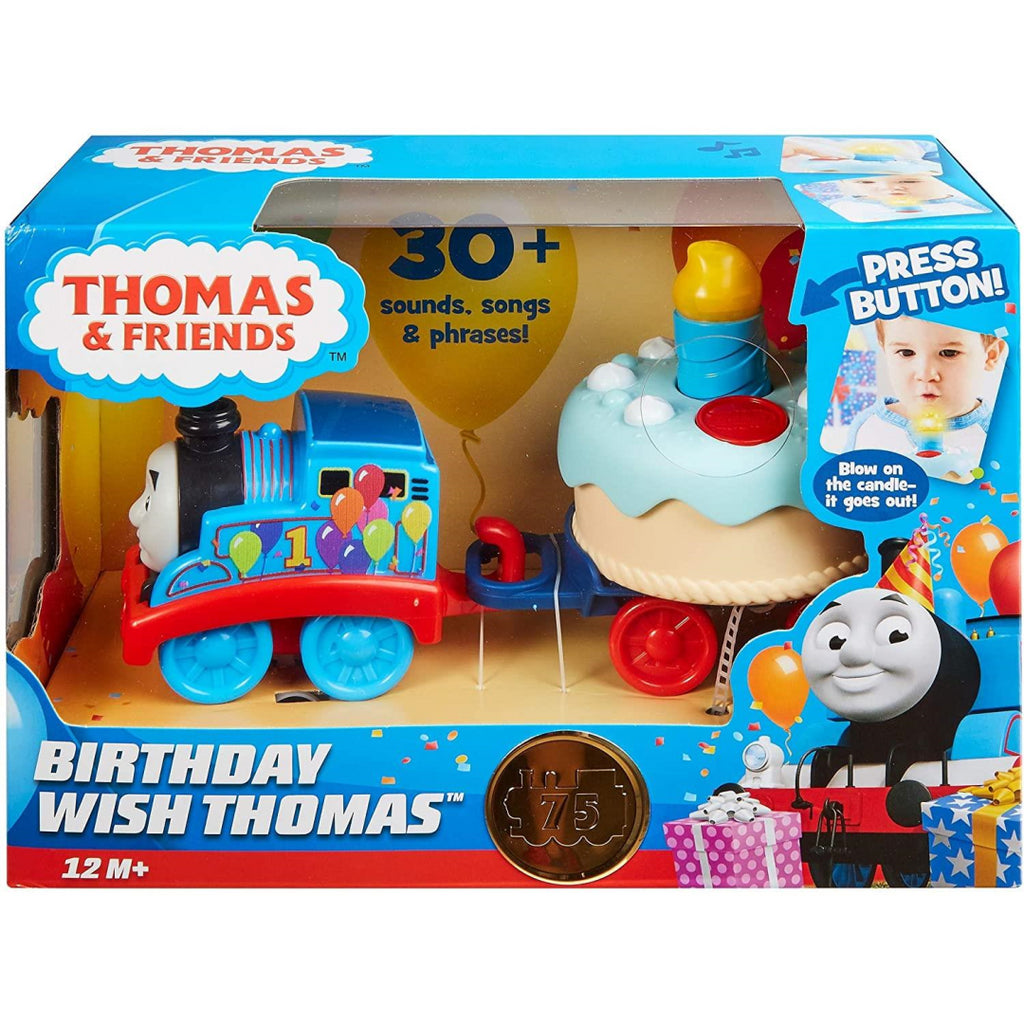 Thomas & Friends Birthday Wish Thomas GHN67 - Maqio