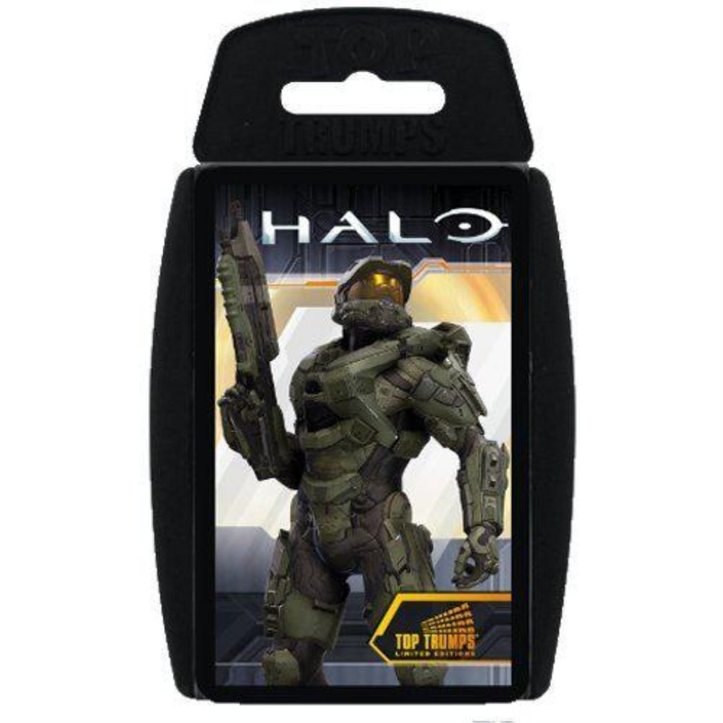 Top Trumps - HALO - Maqio