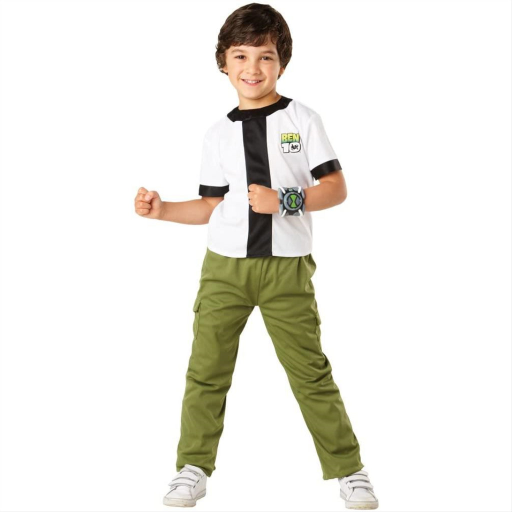 Rubie's Official Classic Ben 10 - Small 3-4 Years 881680 - Maqio