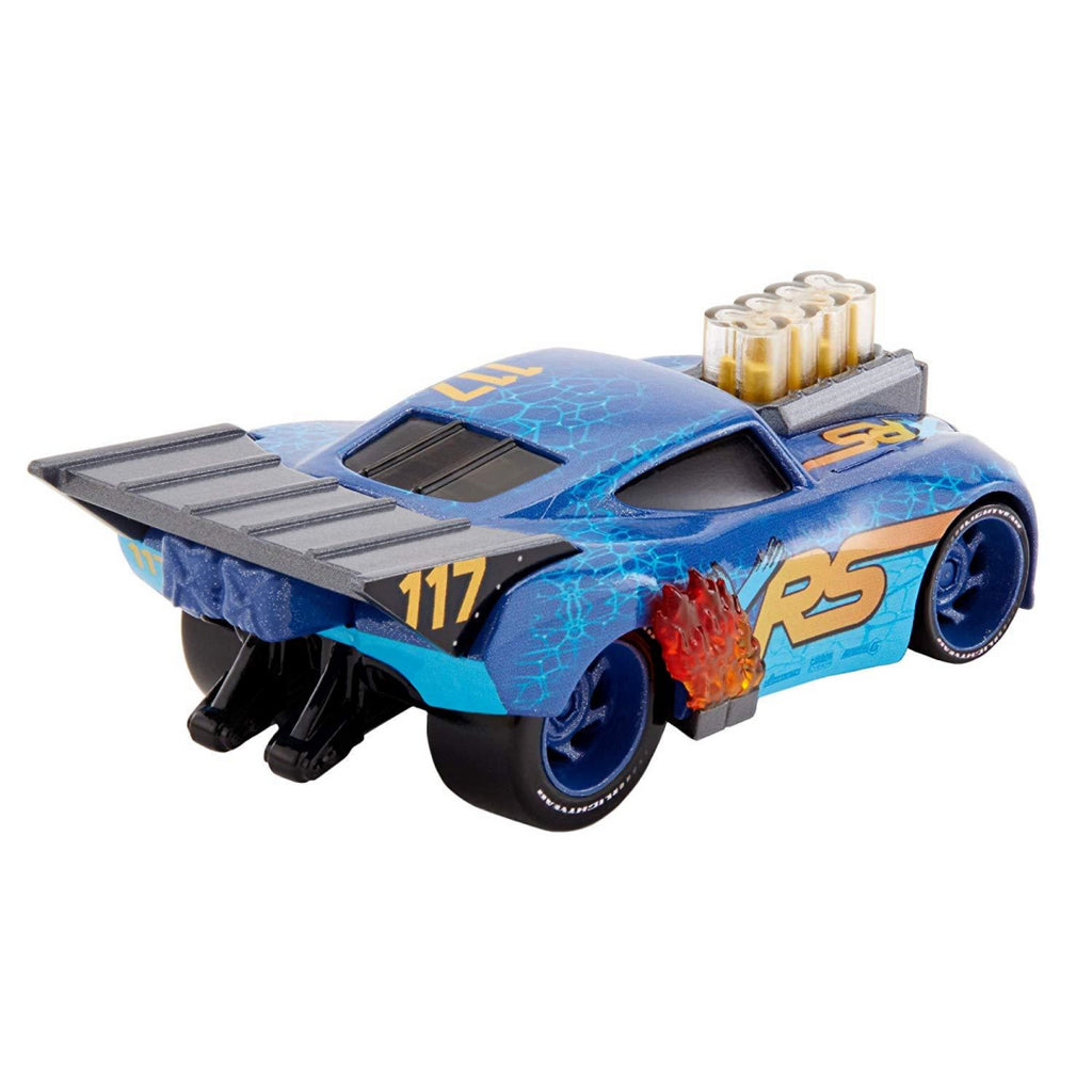 Disney Pixar's Cars XRS Drag Racing Lil' Torquey 1:55 Scale Die-cast Vehicle - Maqio