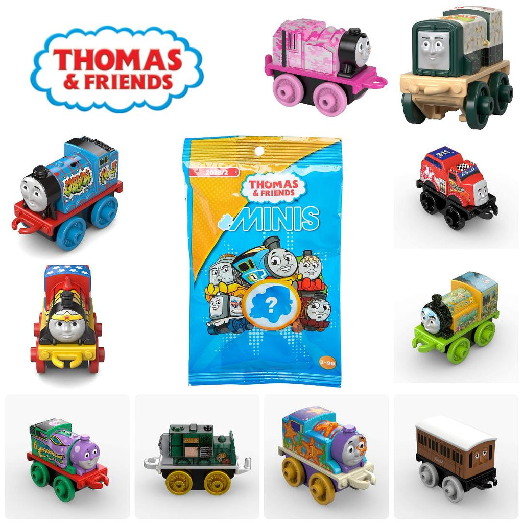 Thomas & Friends Minis Blind Bags GGF60 - Maqio