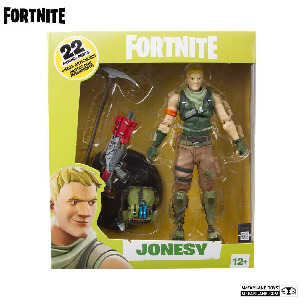 Fortnite Jonesy Collectable Action Figure 10612 - Maqio