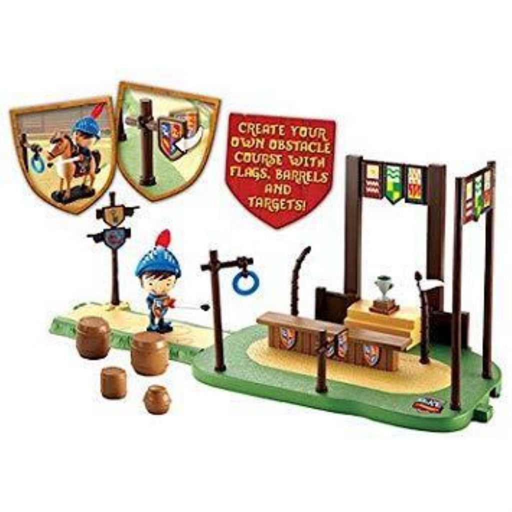 Mike the Knight Glendragon Arena Playset - Maqio