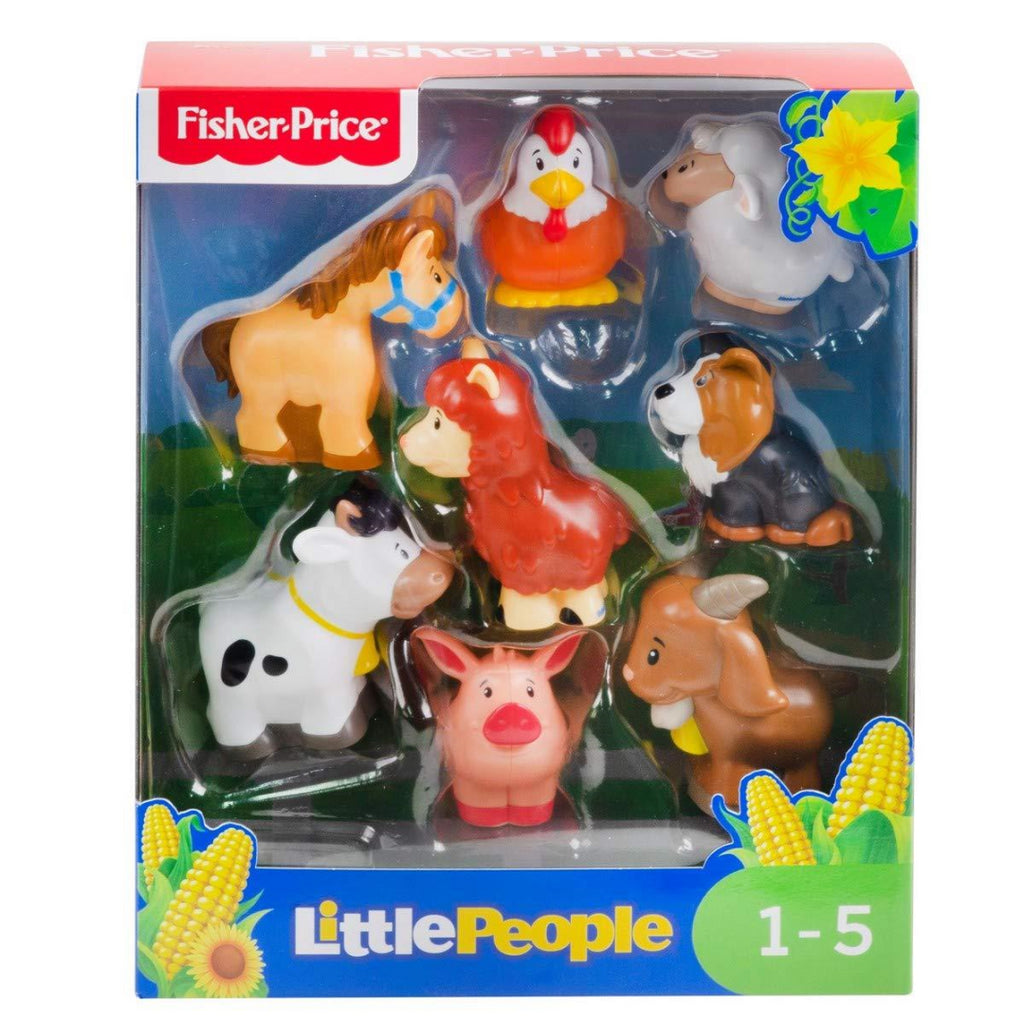 Fisher-Price Little People Farm Animal Friends GFL21 - Maqio