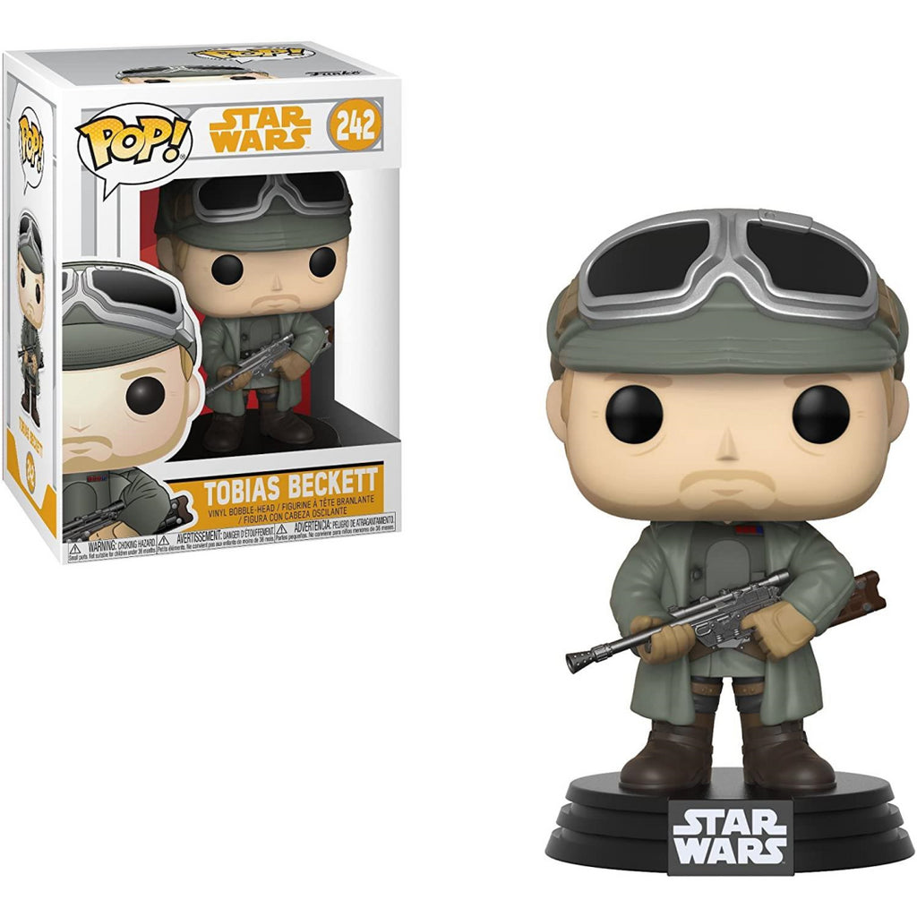 Funko Pop Star Wars Solo Movie Tobias Becket Collectable Figure 242 - Maqio