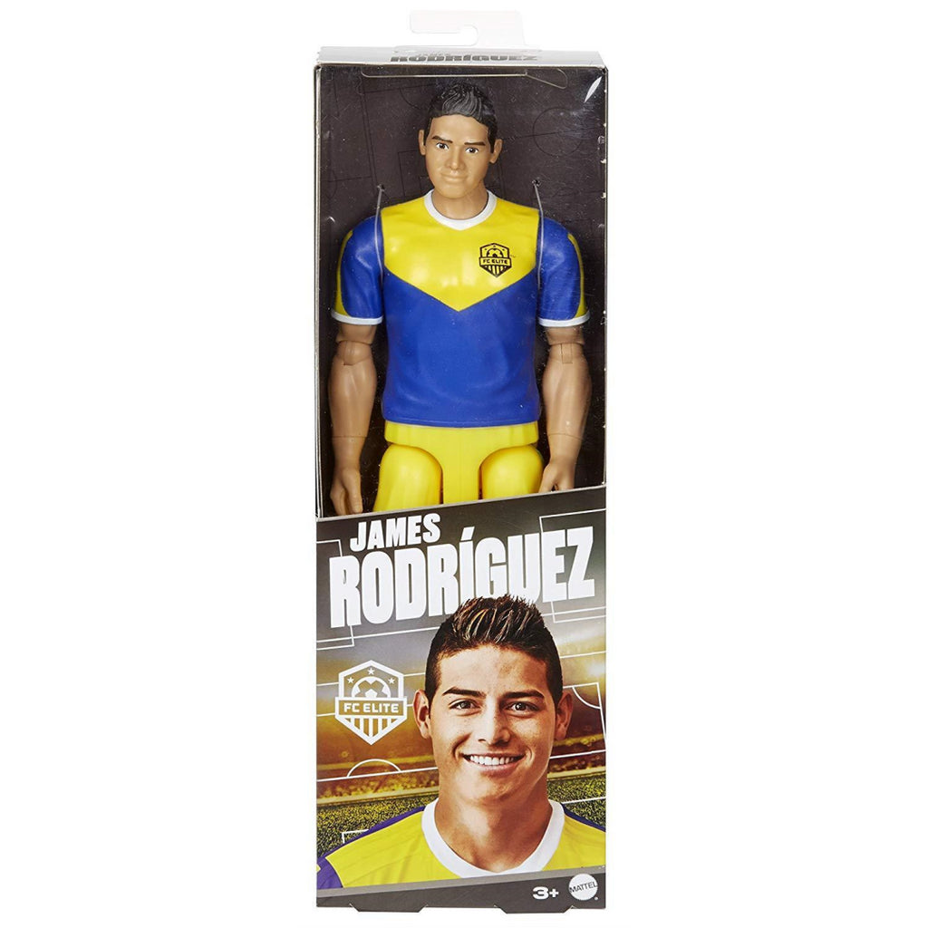 Mattel F.C. Elite - Football Action Figure Rodriguez - Maqio