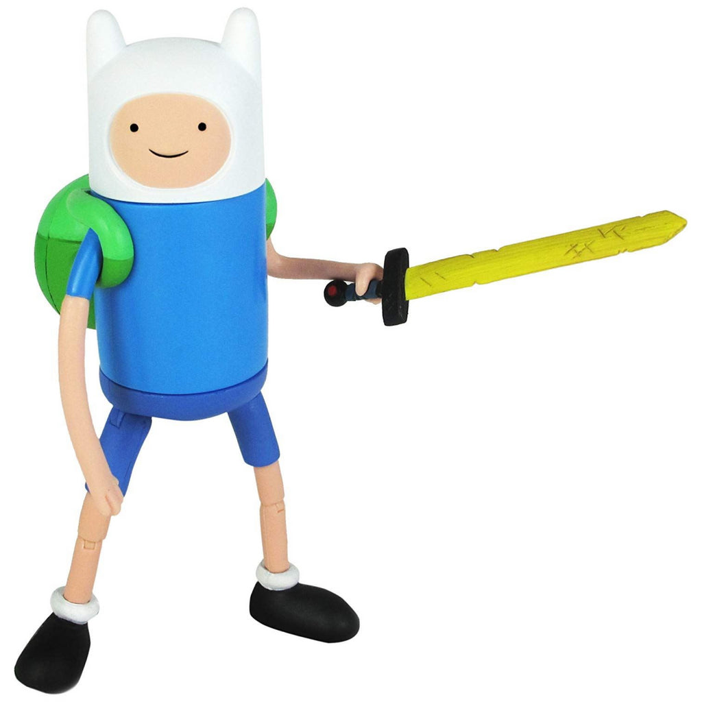 Adventure Time 5-inch Action Figure Finn - Maqio