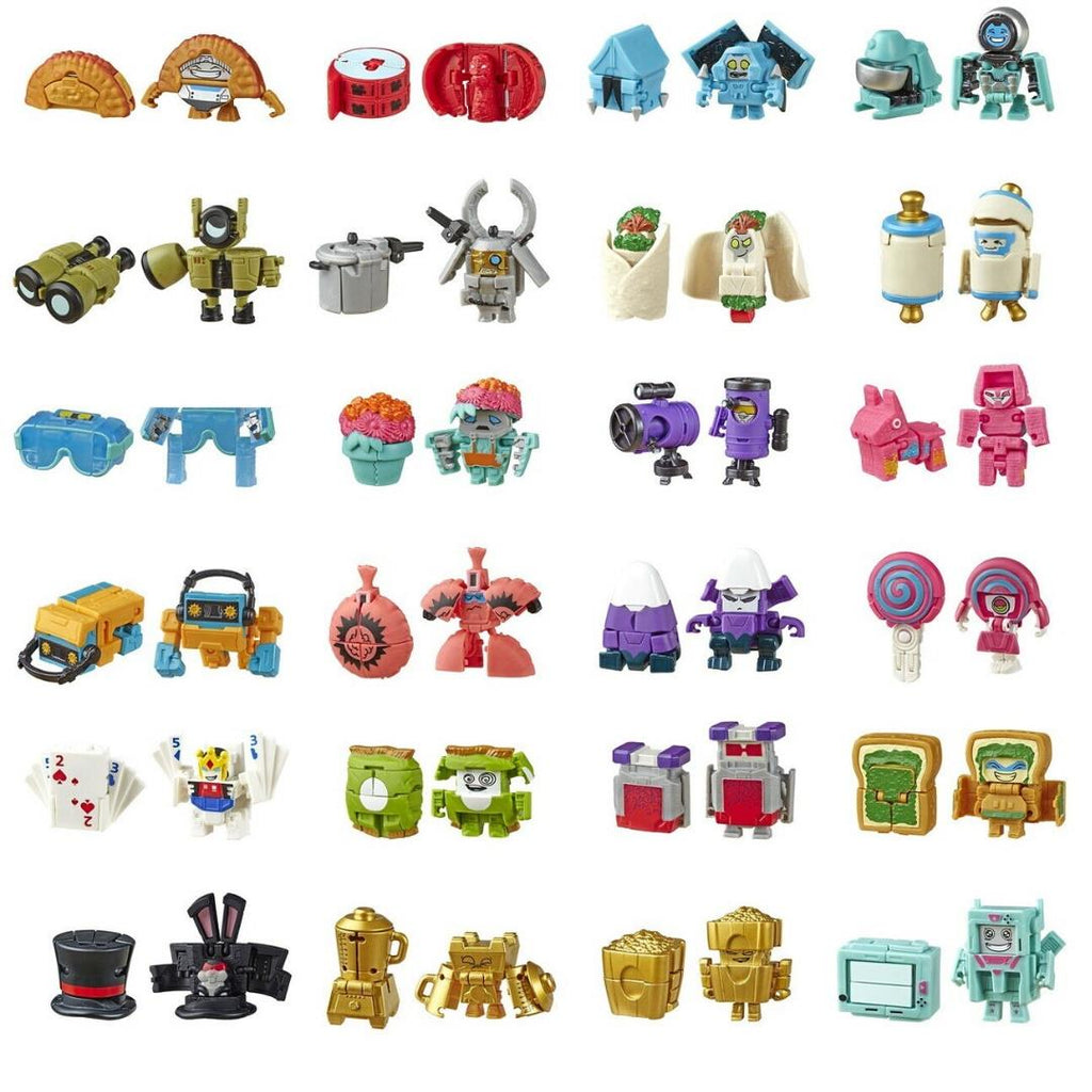 Transformers BotBots Series 4 Blind Surprise Pack E3487 - Maqio