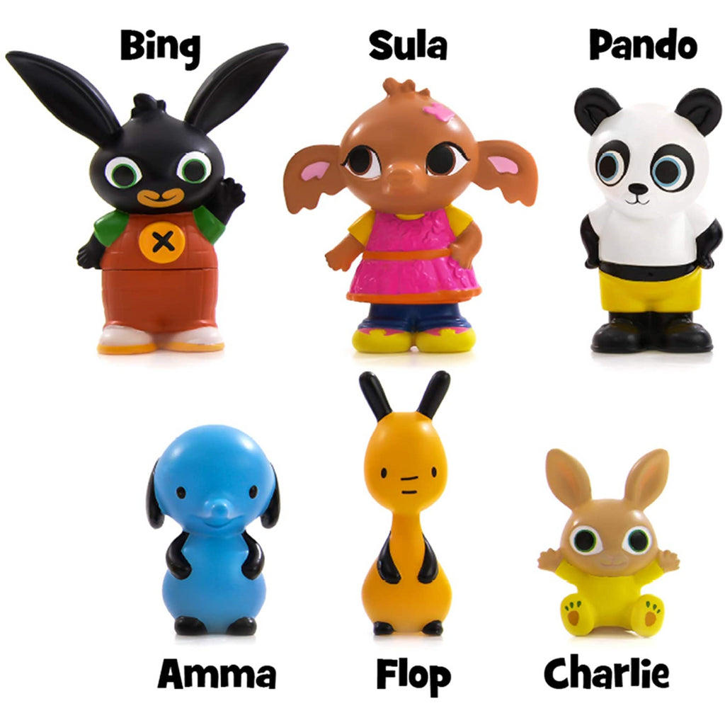 Bing and Friends 6 Figure Set - Maqio