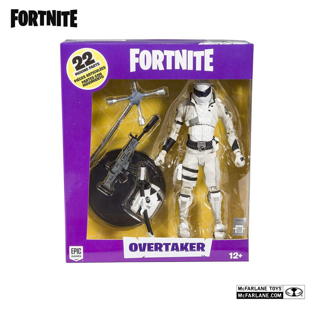 Fortnite Overtaker Collectable Action Figure 10618 - Maqio