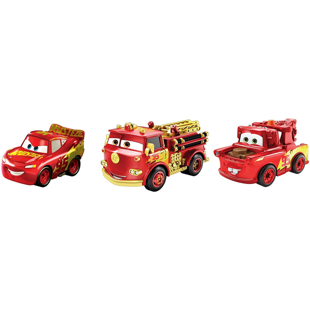 Disney Cars Metal Mini Racers - Rust-Eze Wraps - Maqio
