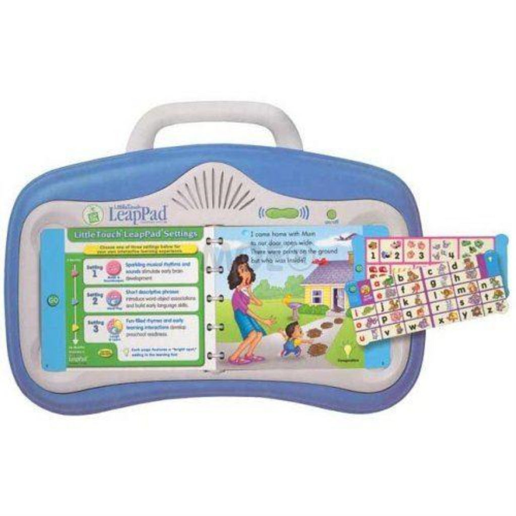 LeapFrog Little Touch LeapPad Learning System - Maqio
