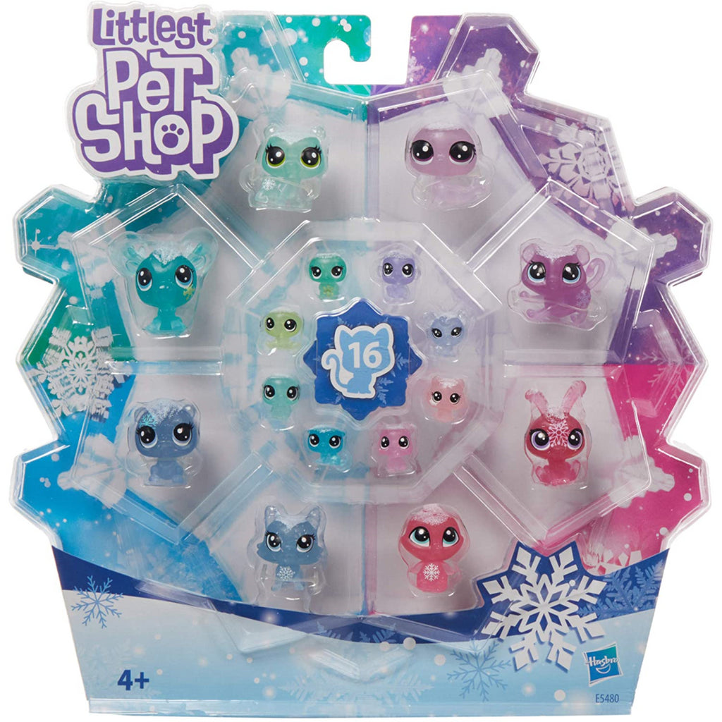 Littlest Pet Shop Frosted Wonderland Set - Maqio