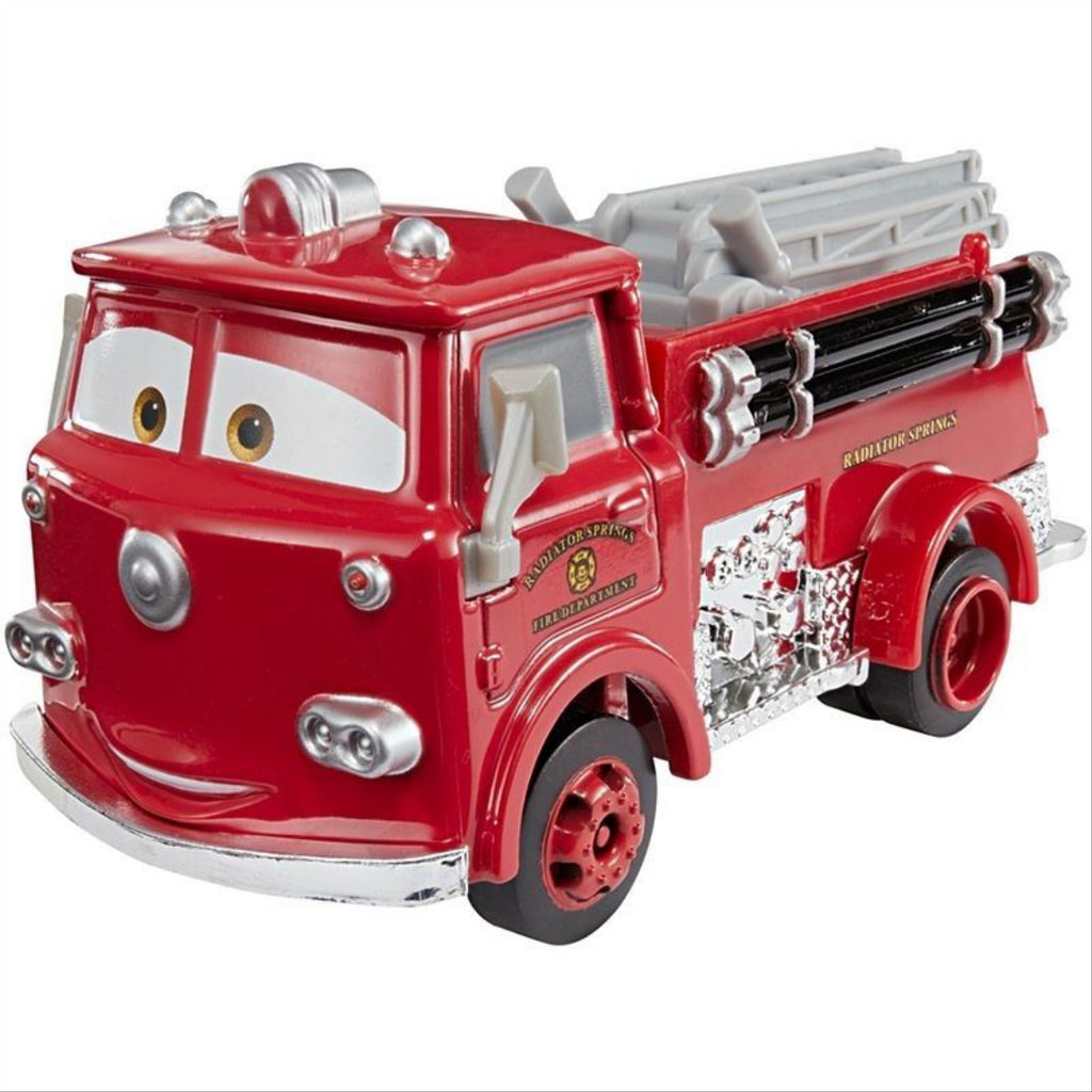 Disney Cars 3 Deluxe Red Vehicle FJJ00 - Maqio