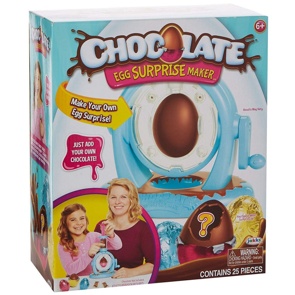 Chocolate Egg Surprise Maker (64719) - Maqio