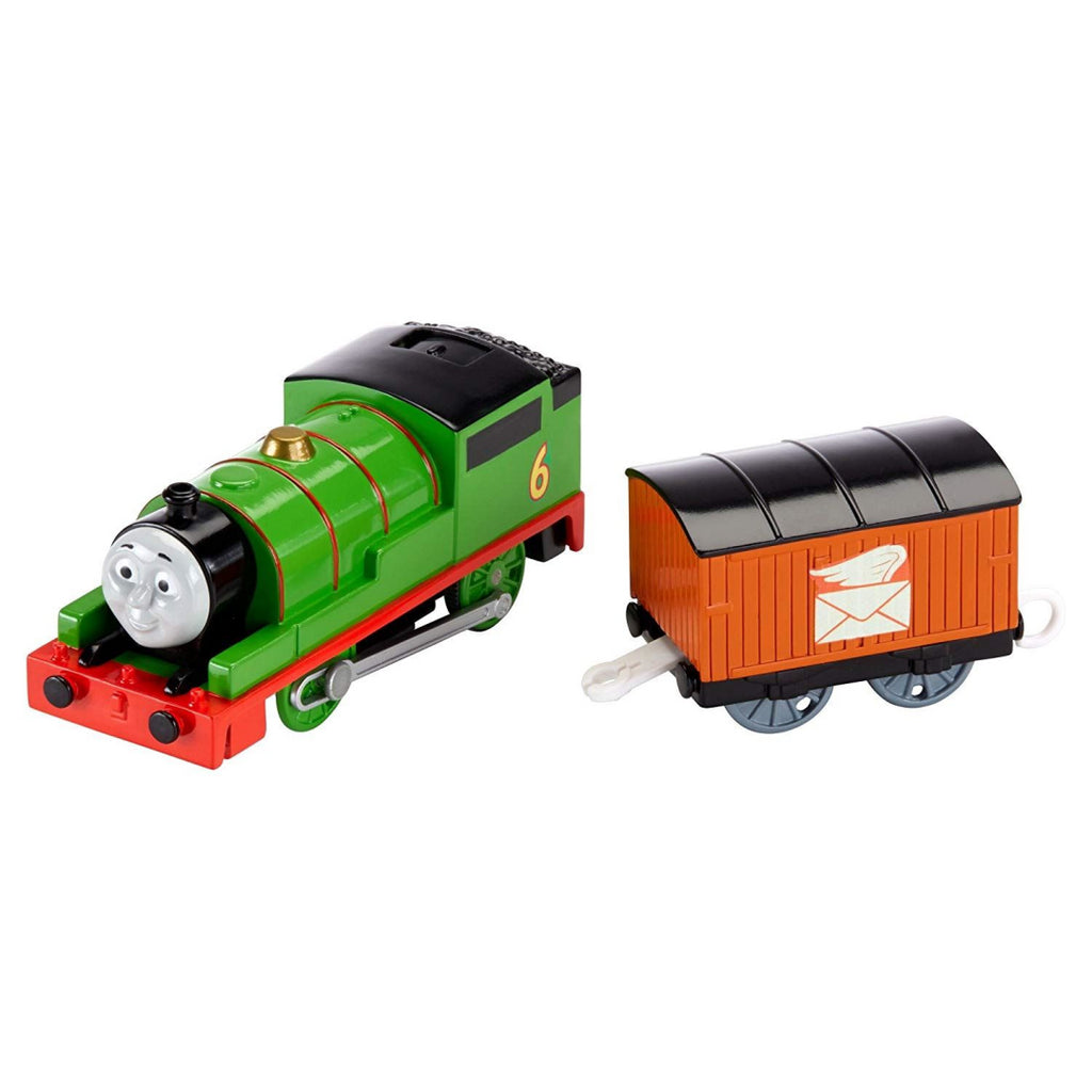 Thomas & Friends BML07 Percy Thomas the Tank Engine Trackmaster Toy Engine - Maqio