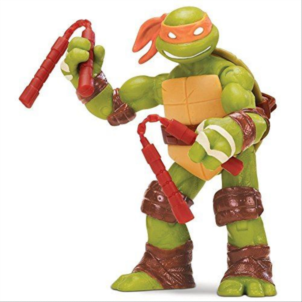 Teenage Mutant Ninja Turtles Action Figure Michelangelo - Maqio