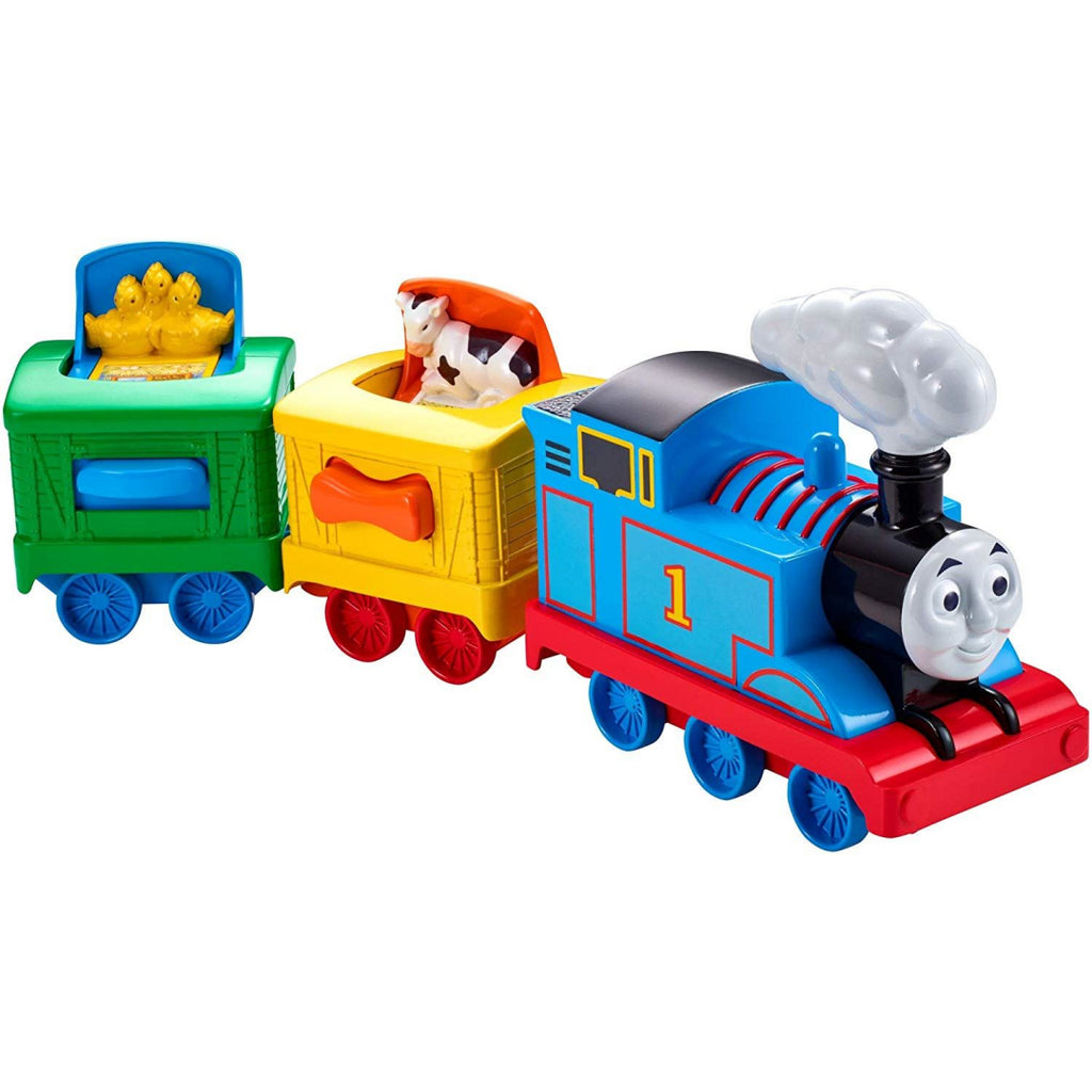Fisher Price CDM25 My First Thomas & Friends - Thomas Activity Train - Maqio