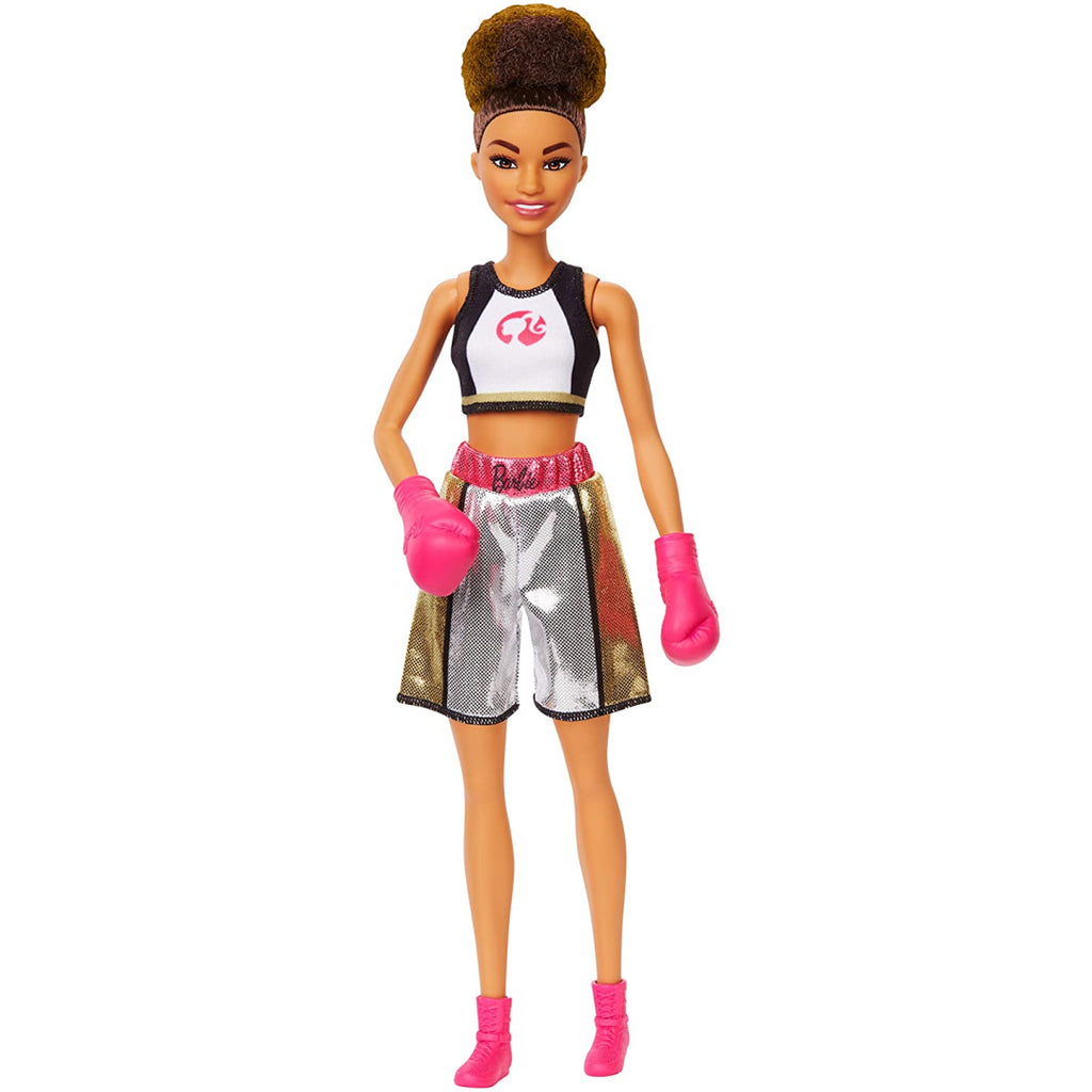 Barbie You Can Be Anything Boxer Doll GJL64 - Maqio
