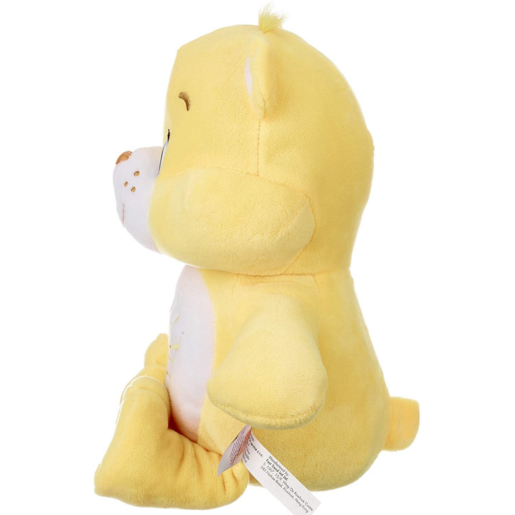Care Bears Embroidered Plush - Funshine Bear 80160 - Maqio