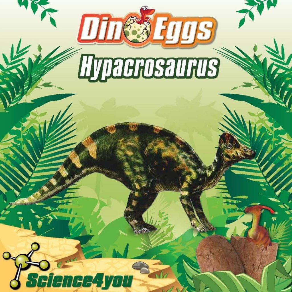 Science4you Dino Eggs - Hypacrosaurus Dinosaur Toy … - Maqio