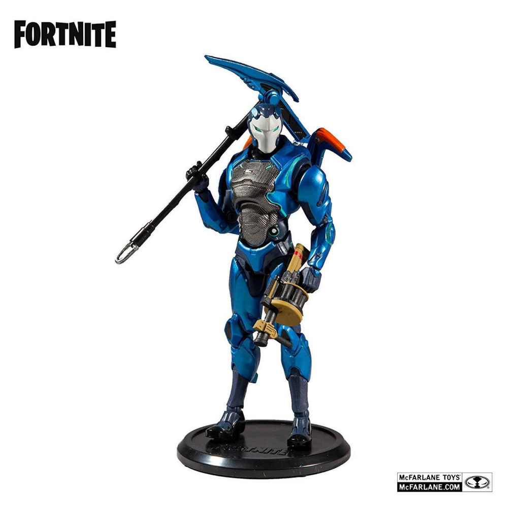Fortnite Carbide Collectable Action Figure 10608 - Maqio