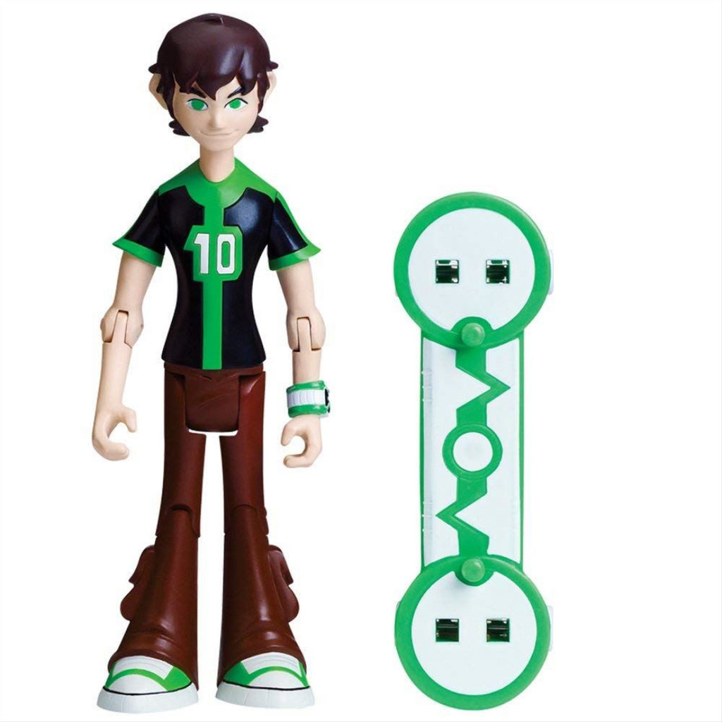 Ben 10 Omniverse 10cm Alien Collection 36021 - Ben & Skateboard - Maqio