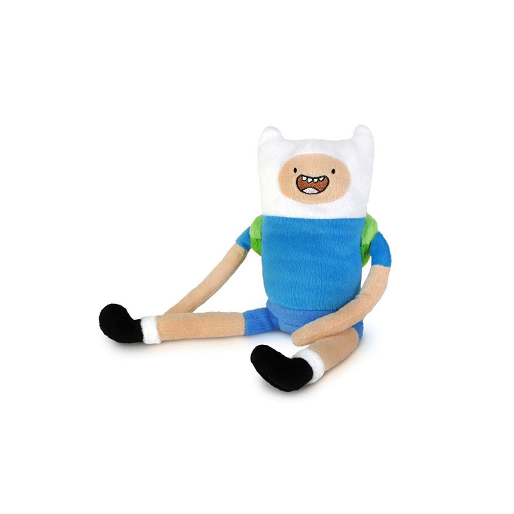 "Adventure Time Finn the Human 10"" Inch Plush - Maqio"