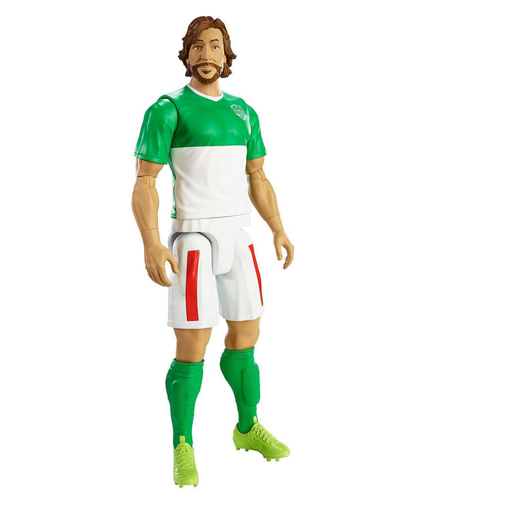 Mattel F.C. Elite - Football Action Figure Pirlo - Maqio