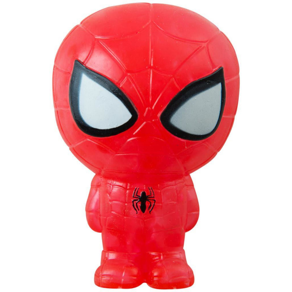 Bubble Palz Marvel Spiderman Squishy Toy - Maqio