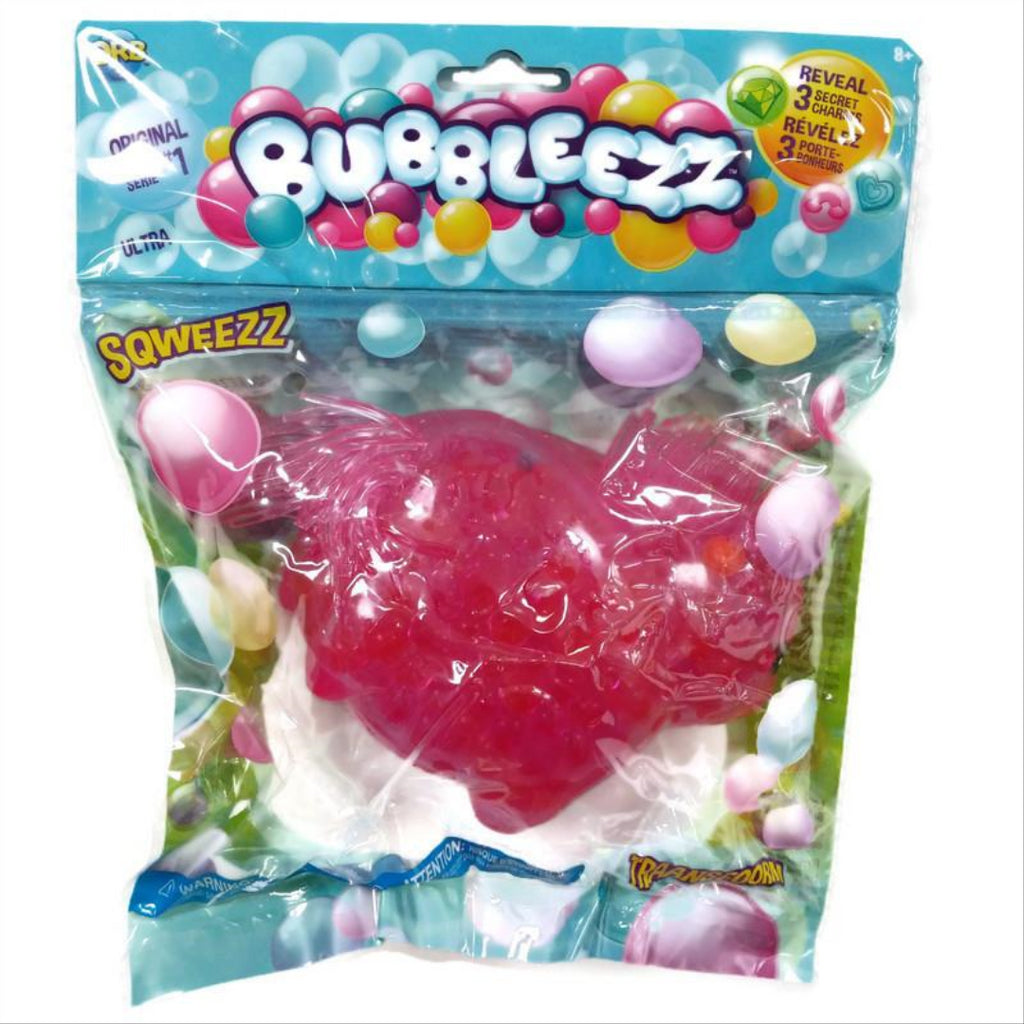 Bubbleezz Series 1 Ultra Squishy Toy - Betsy Bubblecorn - Maqio