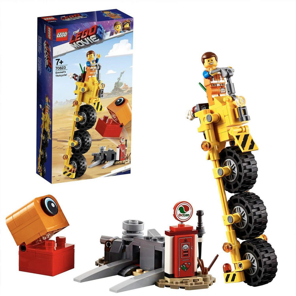 LEGO Movie 2 - 70823 Emmet's Thricycle - Maqio