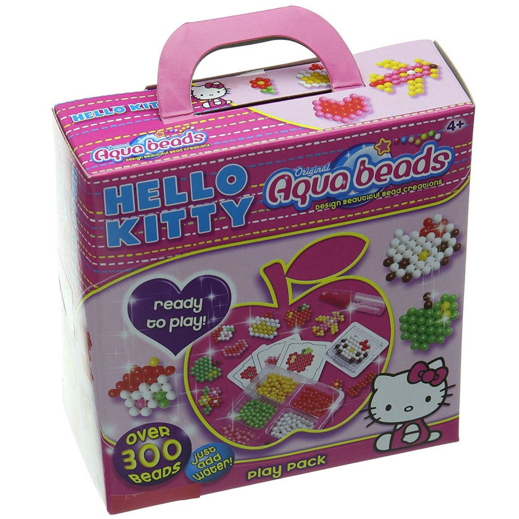 Aquabeads 88939 Hello Kitty Play Pack Creative Water Playset - Maqio
