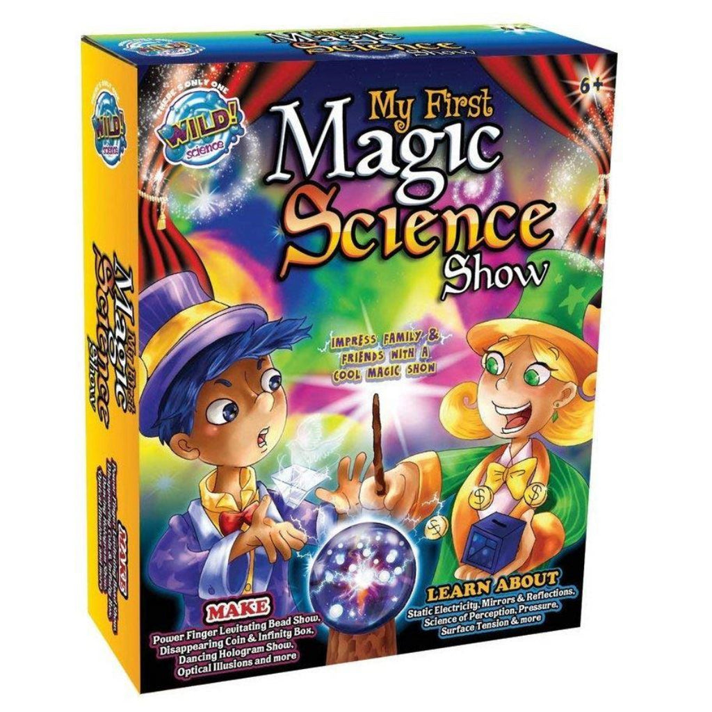 WILD! Science My First Magic Show - Maqio