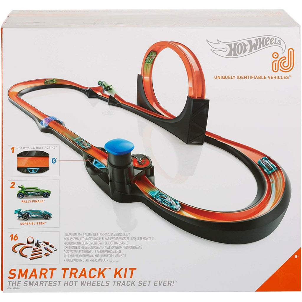 Hot Wheels id GFP20 Smart Track Kit - Maqio
