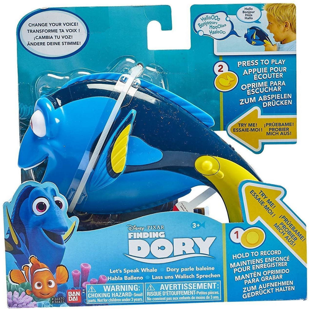 Finding Dory Let's Speak Whale Playset - Maqio
