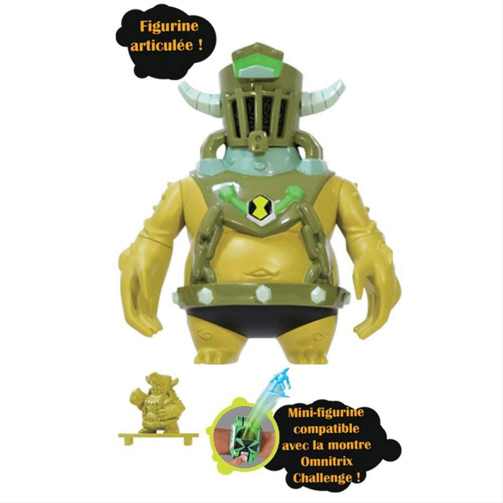 Ben 10 Omniverse 10cm Alien Collection 32358 ToePick with Micro Figure - Maqio