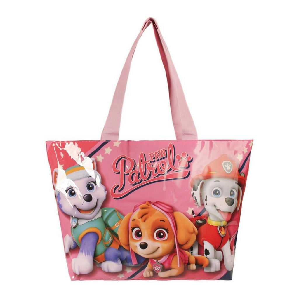 PAW PATROL 48cm Skye, Everest and Marshall Beach Bag - Maqio